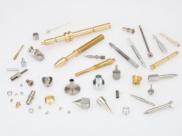CNC Swiss Machining