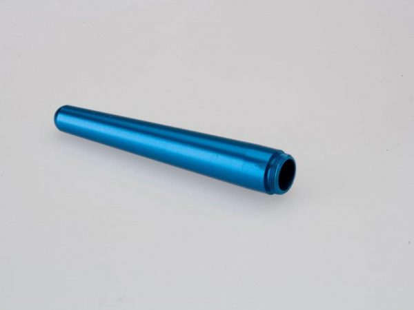 CNC Swiss Machining Aluminum Color Anodized Threaded