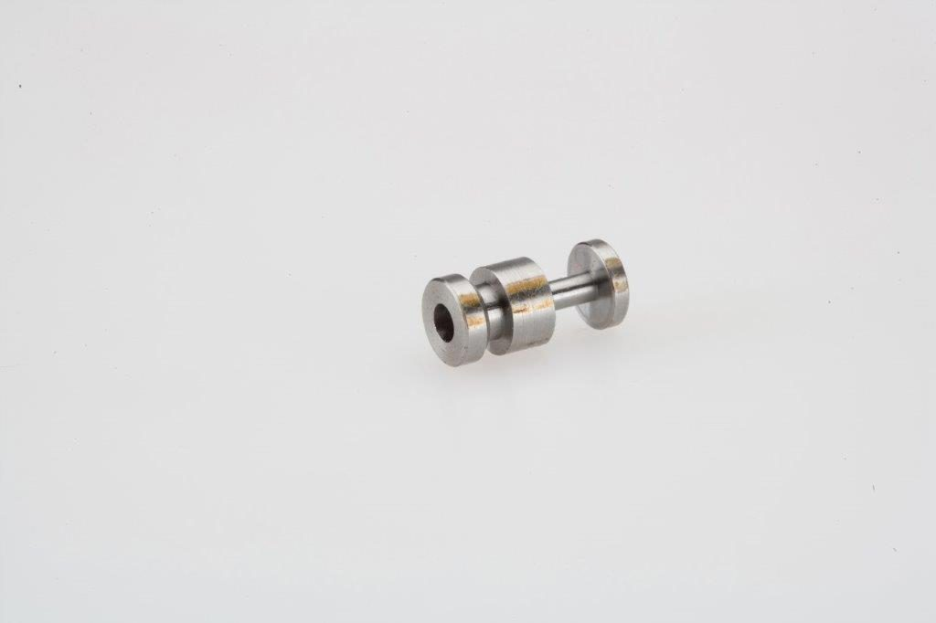 Screw Machine Products Turned Parts Steel Locking Pin