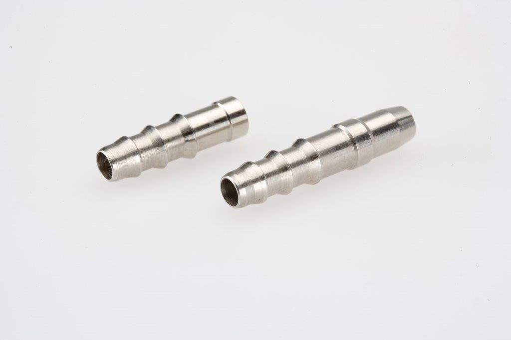 Screw Machine Products Turned Parts Stainless Steel Fuel Filter Fitting
