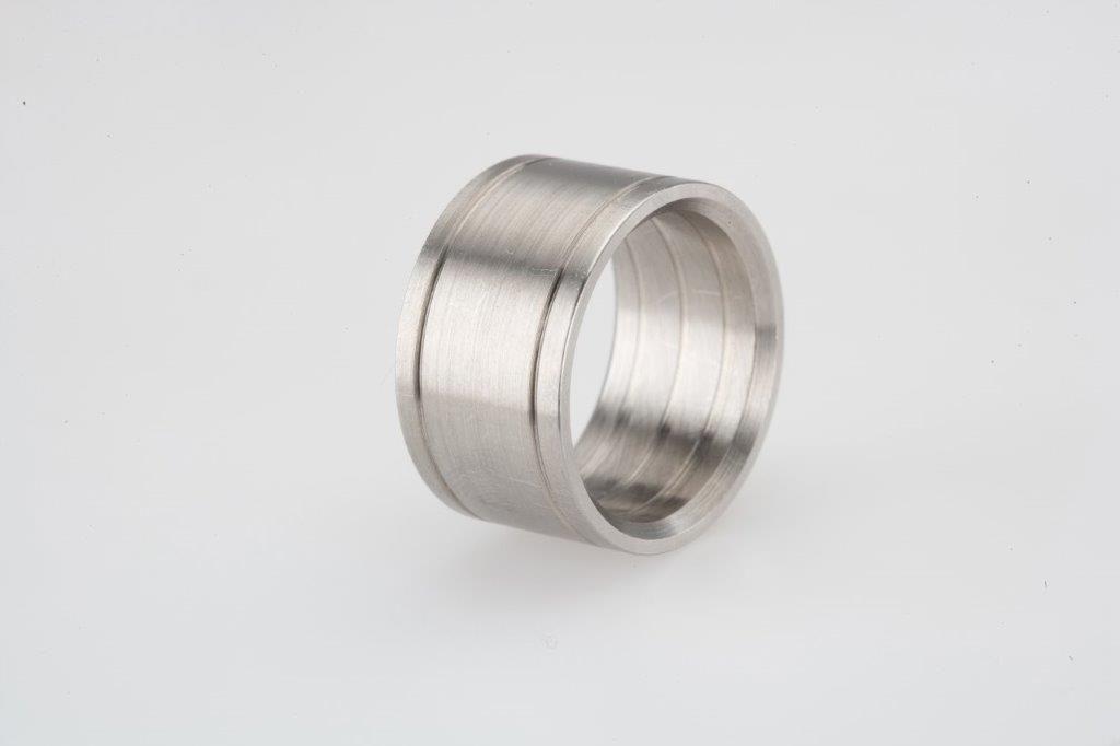 CNC Turning Machining Stainless Steel Balance Ring