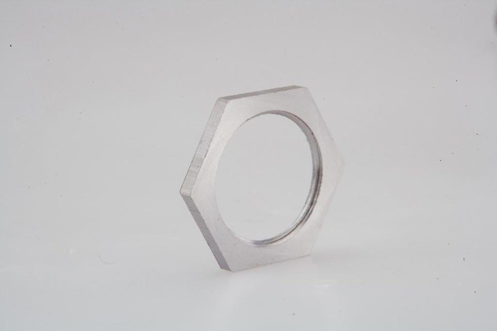 Screw Machine Products Turned Parts Aluminum Washer