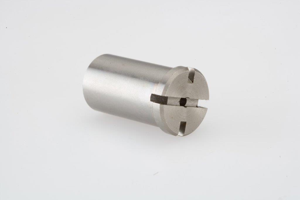 Screw Machine Products Turned Parts Aluminum