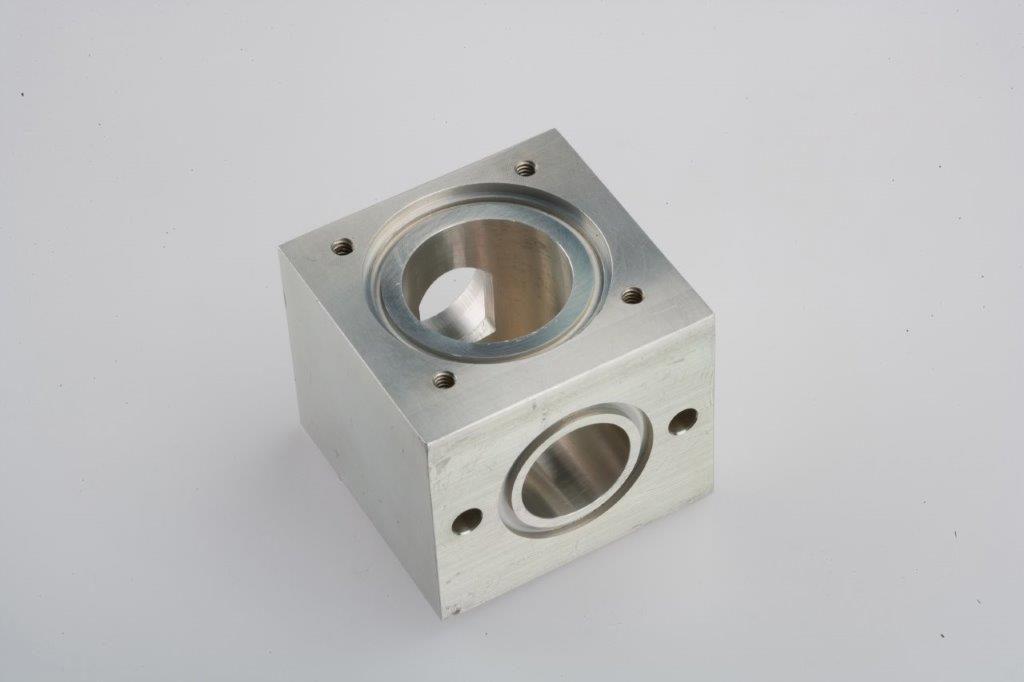 CNC Milling Machining Aluminum Manifold