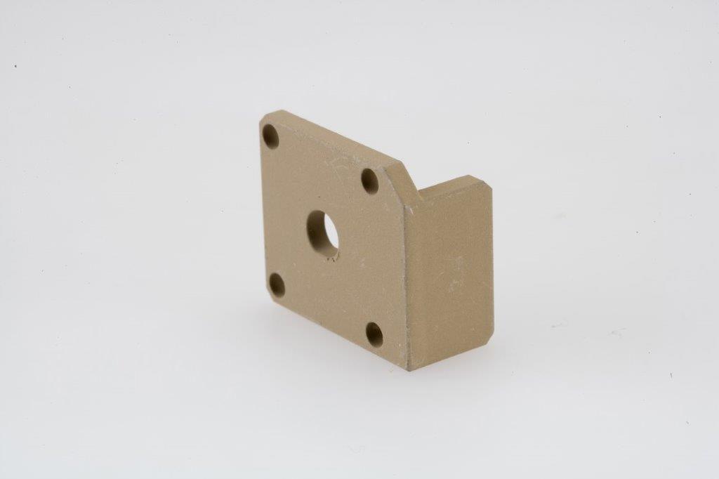 CNC Milling Machining Aluminum Mounting Bracket
