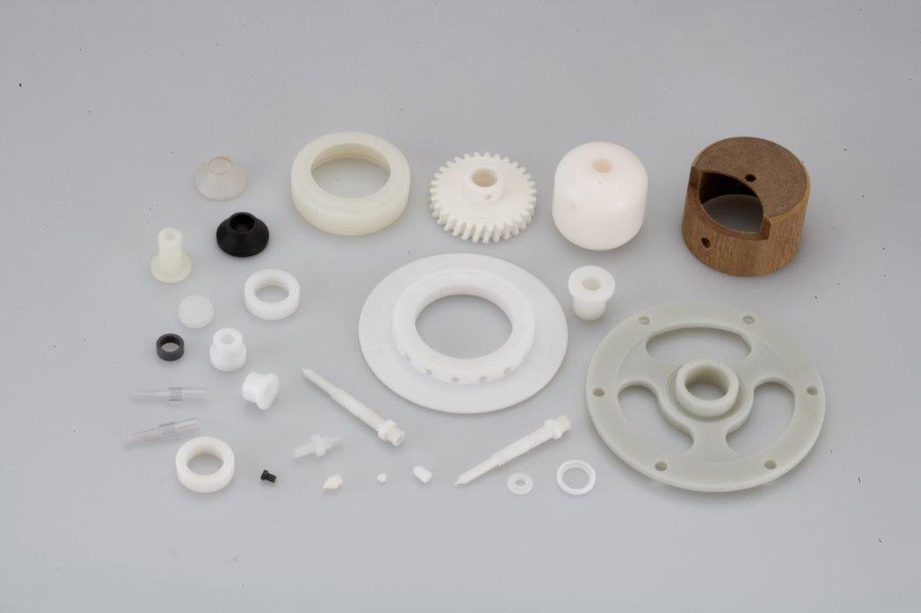 CNC Plastic Parts Machining Machined Plastics