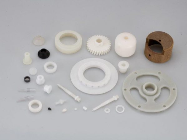 CNC Plastic Parts Machining Machined Plastics