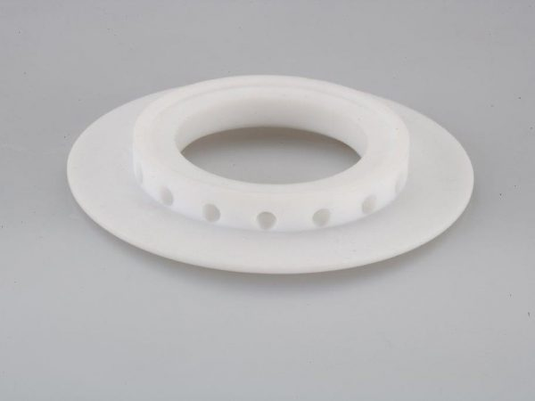 CNC Plastic Parts Machining Teflon