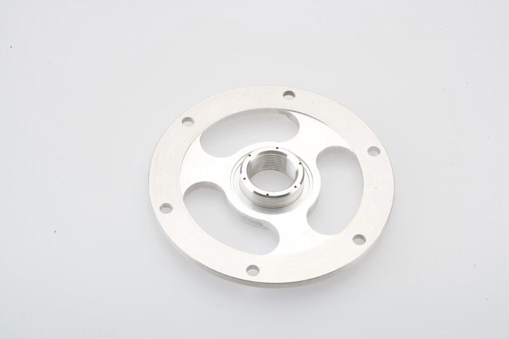 CNC Turning Machining Aluminum
