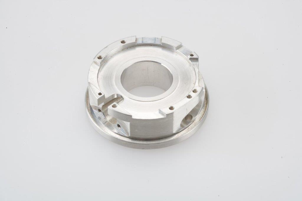 CNC Turning Machining Aluminum Locking Hub