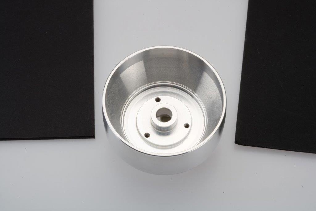 CNC Turning Machining Aluminum Hub