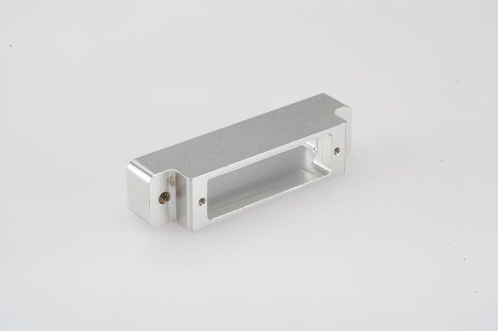 CNC Milling Machining Aluminum Cover