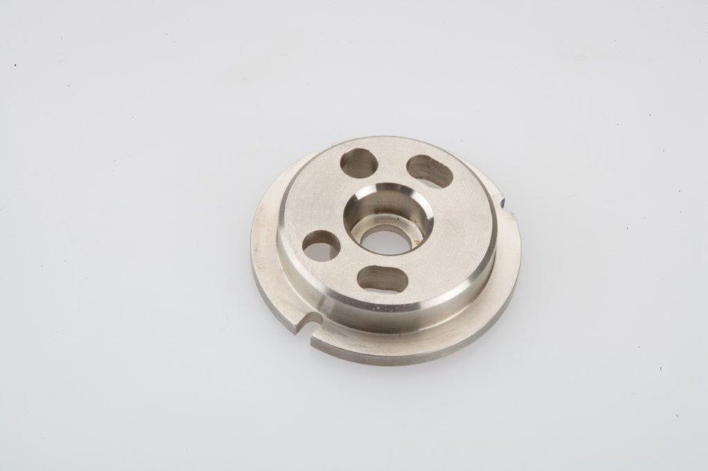 CNC Turning Machining Stainless Steel Manifold