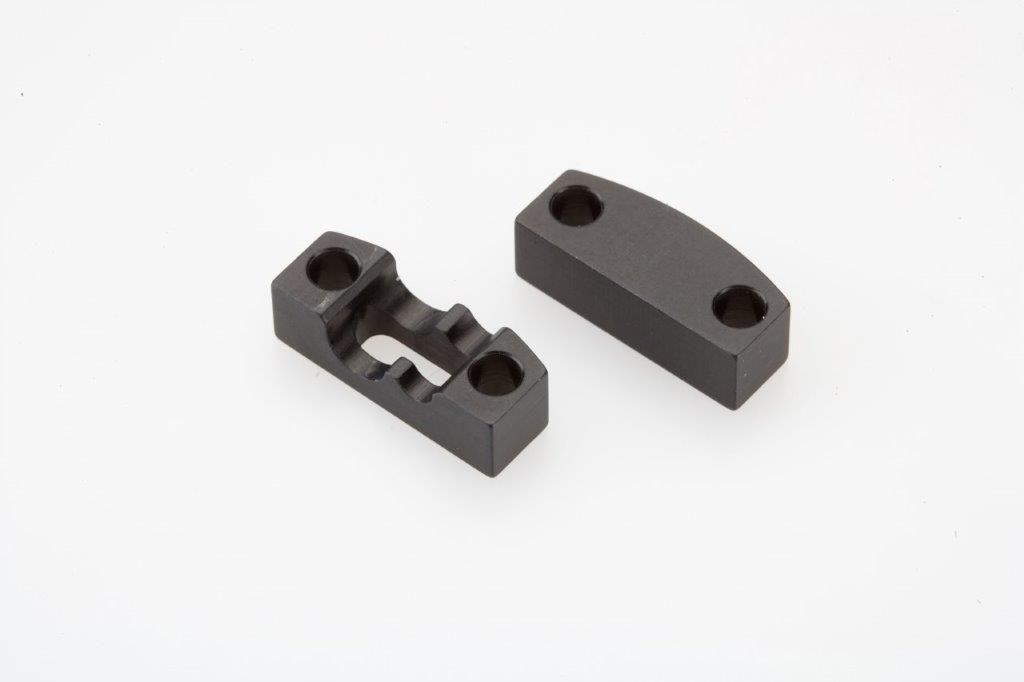 CNC Milling Machining Aluminum Block Set