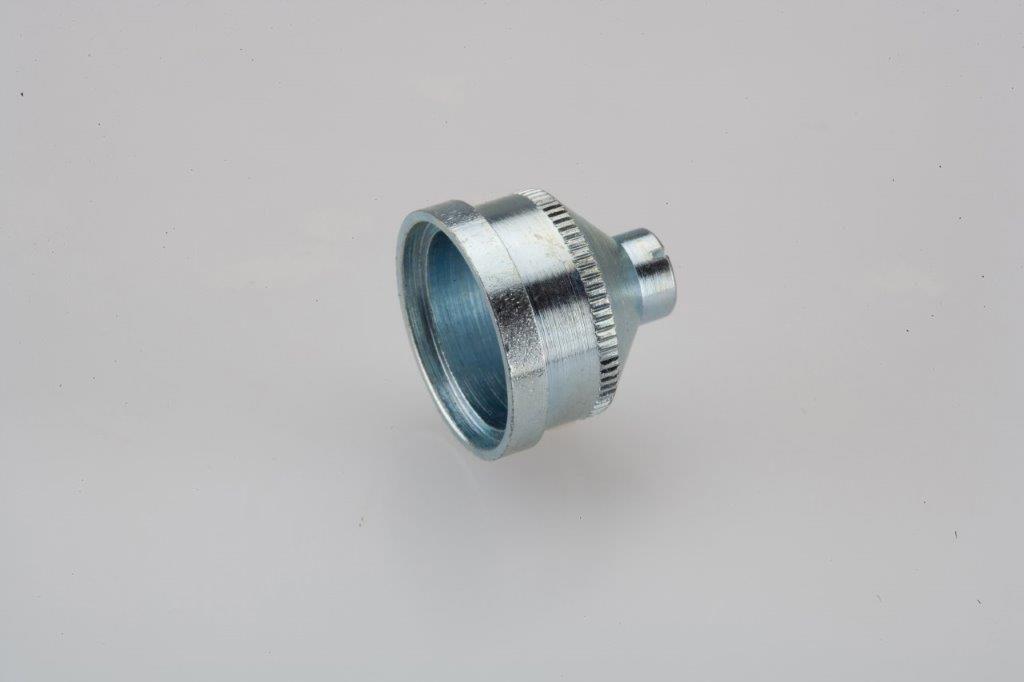 Screw Machine Products Turned Parts Aluminum Nozzle
