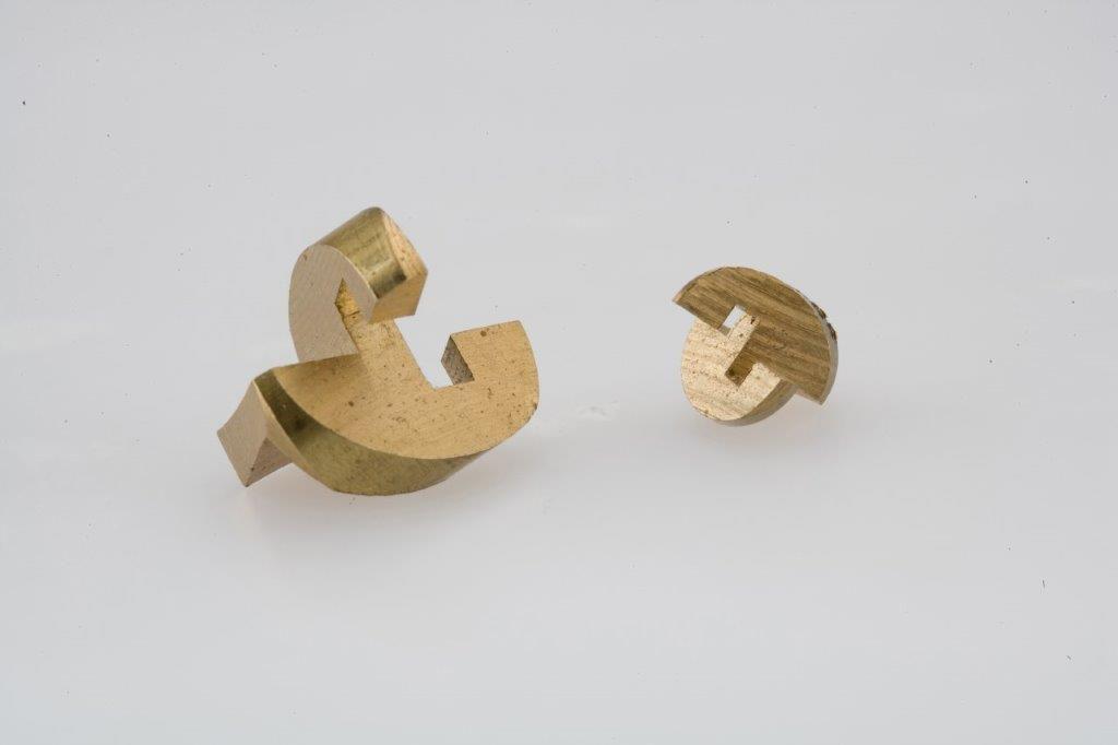 CNC Milling Machining Brass