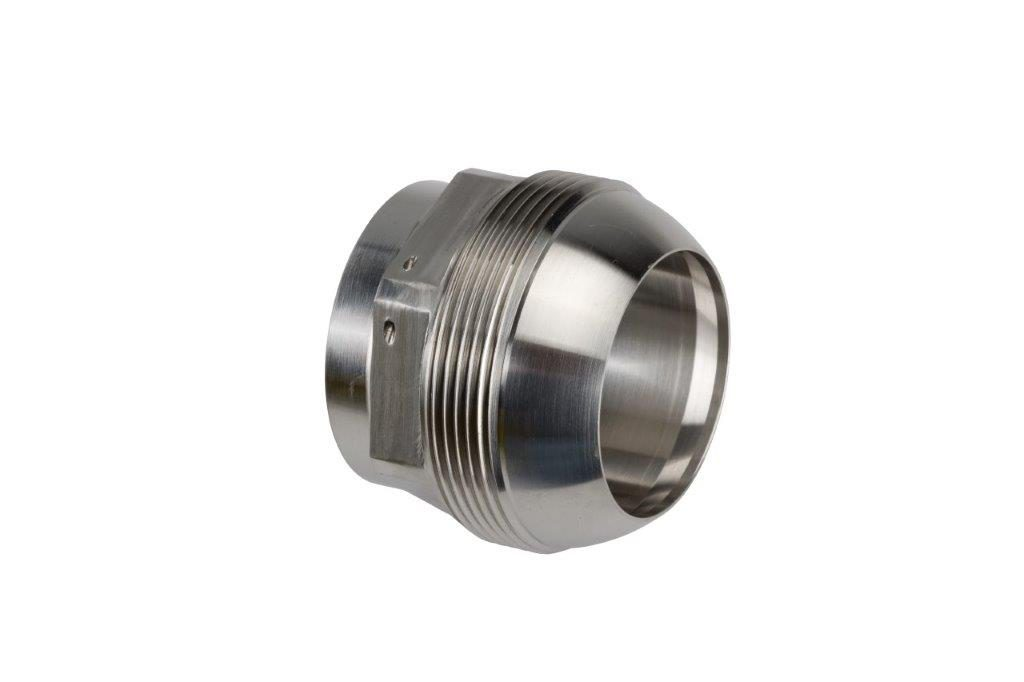 CNC Turning Machining Stainless Steel Oil Field Coupling